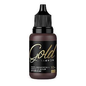 Pigmento Magcolor Gold Line Brow 10 ml - Hot