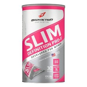 Slim Definition 30 Packs - Bodyaction