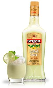 Licor Stock Lemon Cream 720ml