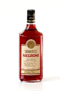 Coquetel Seagers Negroni 980ml