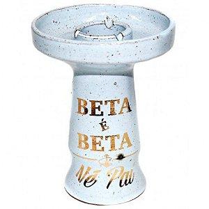 Rosh Beta Bowl Gold Beta É Beta - AZUL CLARO