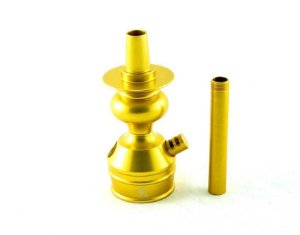 Stem triton zip Dourado