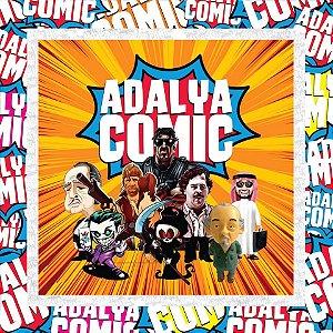 Essência Adalya Comic 50g