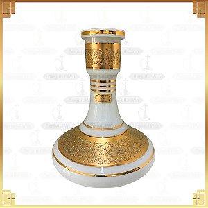 VASO BLESS LAMP MEDIO BRANCO