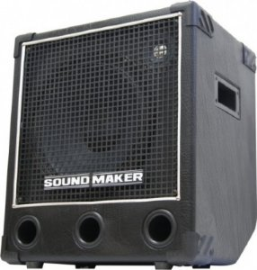 Amplificador Baixo Sound Maker Black Bass Standard 120W