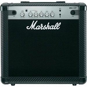 Amplificador Guitarra Marshall MG15 CF 15W