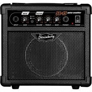 Amplificador Guitarra Strinberg SG-15GR 25W