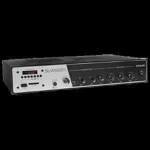 Amplificador Mixer Frahm Slim 4000 USB 400W