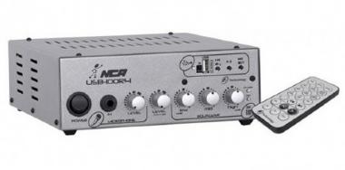Amplificador Mixer LL NCA AB100R4 USB Mono 100W