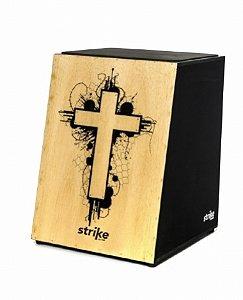 Cajón Acústico FSA Strike SK 4005 Cruz Gospel