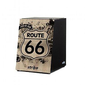 Cajón Acústico FSA Strike SK 4035 Route 66 BK