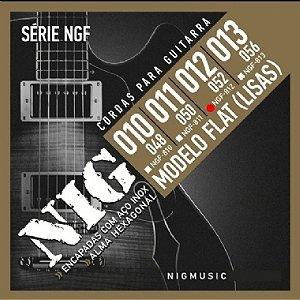 Encordoamento Guitarra .012 NIG Flat NGF812