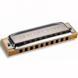 Gaita Diatônica Hohner Blues Harp MS 532/20 A Lá