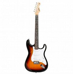 Guitarra Earth Stratocaster EST10 SB