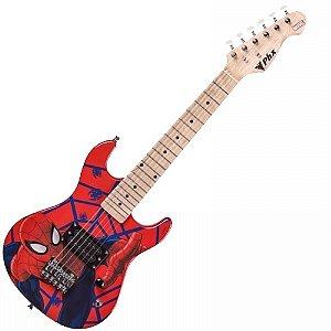Guitarra Infantil Spider Man Phoenix GMSK1
