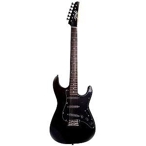 Guitarra Seizi Vision Stratocaster BK