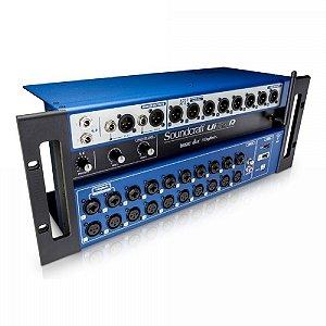 Mesa Digital 24 Canais Soundcraft UI24R
