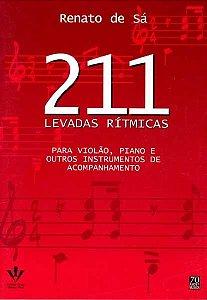 Método 211 Levadas Rítmicas Renato de Sá