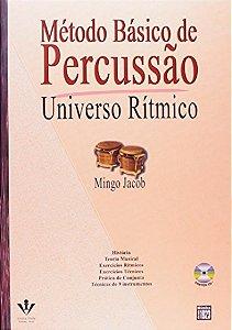 Método Básico de Percussão Universo Rítmico