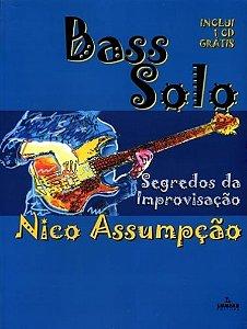 Método Bass Solo Segredos da Improvisação