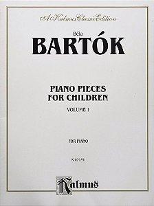 Método Bela Bartok for Children Piano - Vol 1