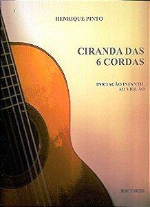Método Ciranda das 6 Cordas - Vol 1