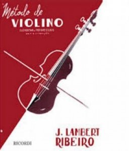Método de Violino Elementar e Progressivo J. Lambert Ribeiro