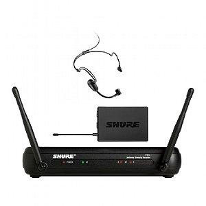 Microfone de Cabeça Sem Fio Shure SVXPG14BR/PG30
