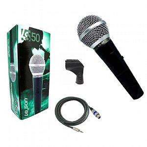Microfone de Mão Le Son LS50