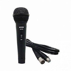 Microfone de Mão Shure SV200
