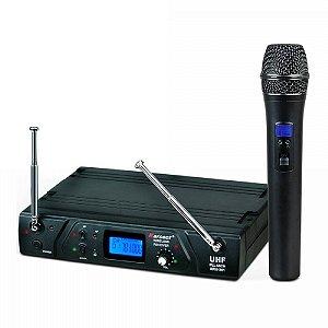 Microfone sem Fio de Mão Karsect KRU361