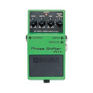 Pedal para Guitarra Boss Phaser Shifter PH-3