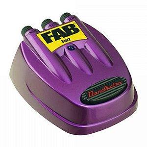 Pedal para Guitarra Danelectro FAB Fuzz D07