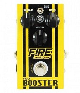 Pedal para Guitarra Fire Power Booster
