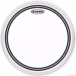 "Pele 08"" Evans Transparente EC2SST08"