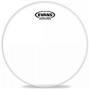 "Pele 10"" Evans Clear Transparente TT10G2"