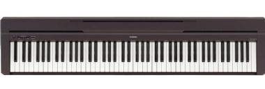 Piano Digital 88 Teclas Yamaha P-45B 7/8