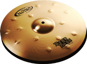 "Prato Hit-Hat 14"" Orion Rage Bass RB14HB / RB14HT"