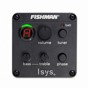 Pré-Amplificador Fishman Isys OEM ISY 301 Captador