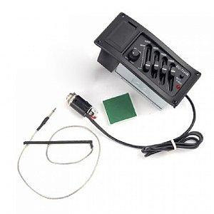 Pré-Amplificador Violão Aço / Nylon Phoenix EQ-7545R