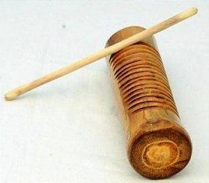 Reco Reco de Bambu RMV