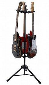 Suporte Guitarra Ibox AGS Trio