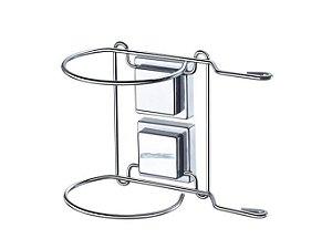 Suporte Para Secador De Cabelo Com Ventosa