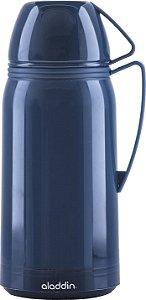 Garrafa Térmica Suprema 1L - Azul Escuro