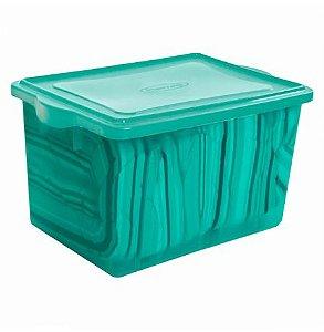 Caixa Organizadora 38L - Verde