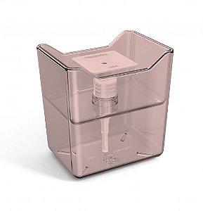 Dispenser  de Detergente Acrílico Premium - Rosa