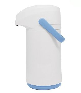 Garrafa Térmica Massima - 0.5L - Branco e Azul