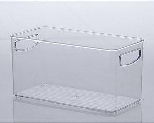 Organizador Cristal Diamond 30x15x15cm