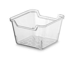 Organizador de Gavetas Transparente - 8,5 x 8,5cm