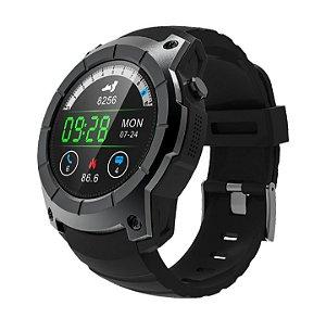 S958 1.3 Polegadas Relógio Inteligente bluetooth podometro Barômetro Monitor de Frequência Cardíaca GPS. Envio Internacional E Frete Grátis🛩✈🛫